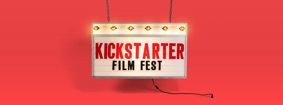 Ledo and Ix at Kickstarter Film Festival
