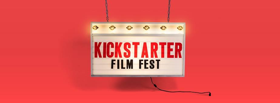 Ledo and Ix at Kickstarter Film Festival