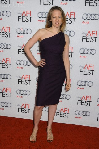 "Emily Carmichael at AFI Fest 2013 - ""The Secret Life of Walter Mitty"" Gala Screening"