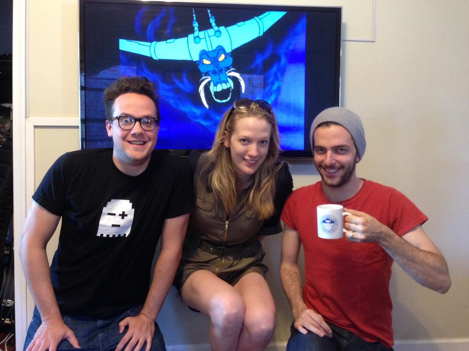 Breakfast Quest with Nick Amadeus and Lars Casteen