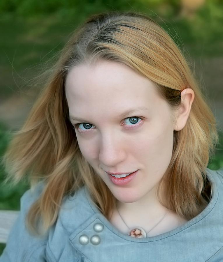 Emily Carmichael Portrait