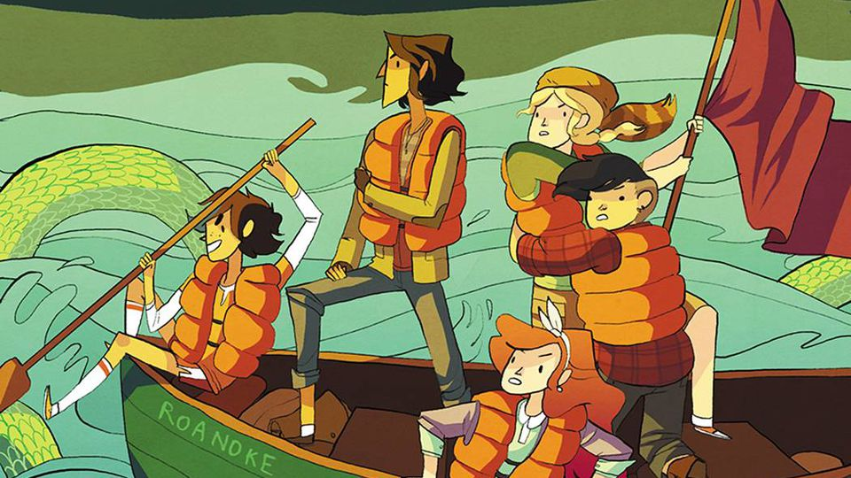 Emily Carmichael to Direct 'Lumberjanes' for Fox (Exclusive)