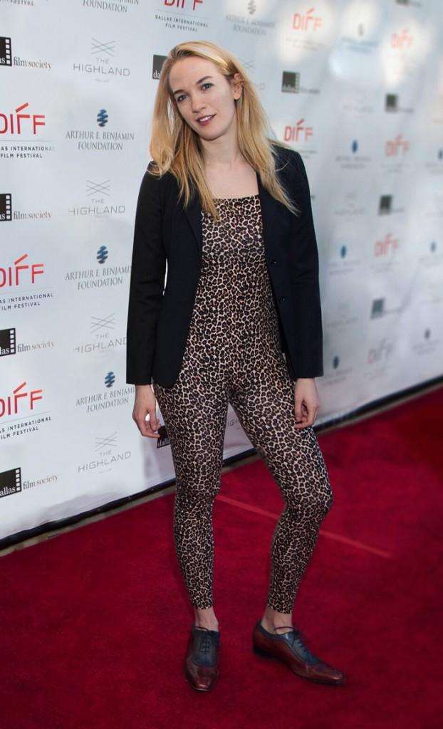 Emily Carmichael at Dallas International Film Festival