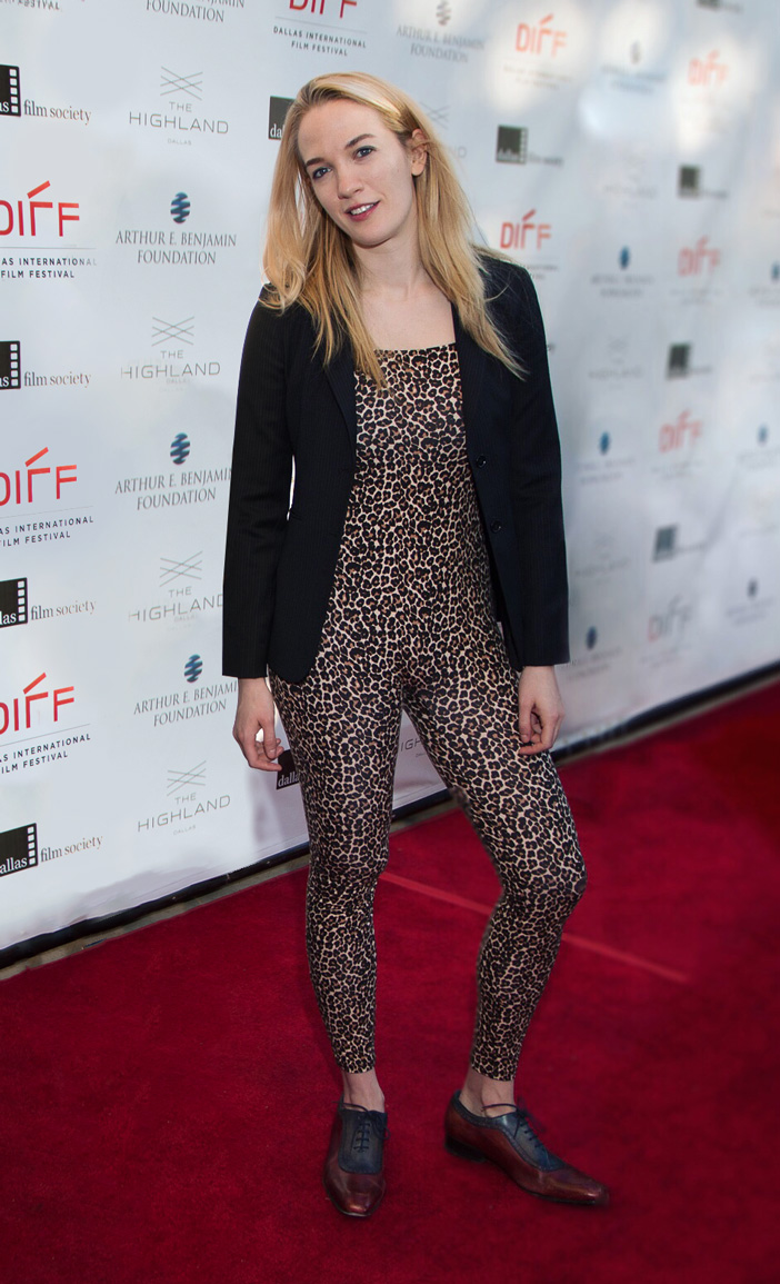 Emily Carmichael at Dallas International Film Festival