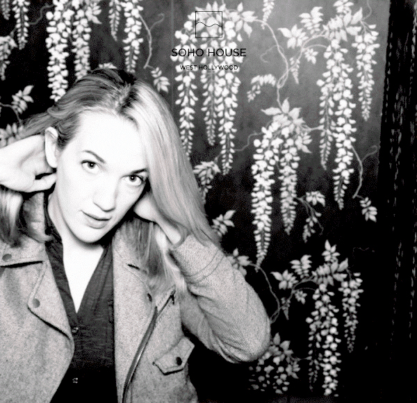 Emily Carmichael at Soho House