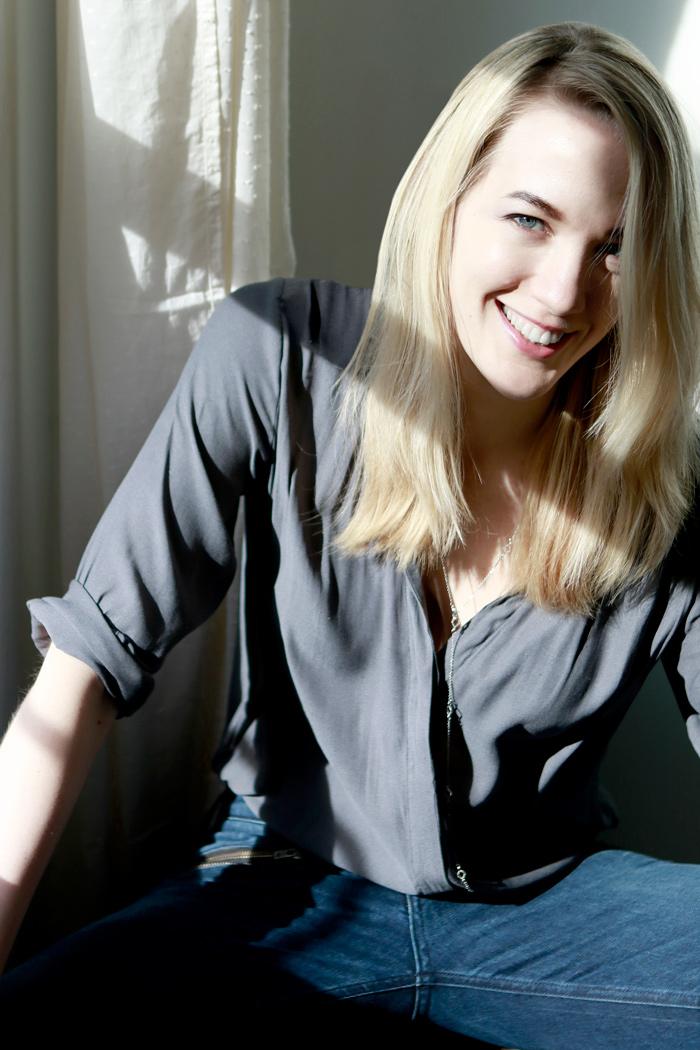 Emily Carmichael Photographed by Jen Maler