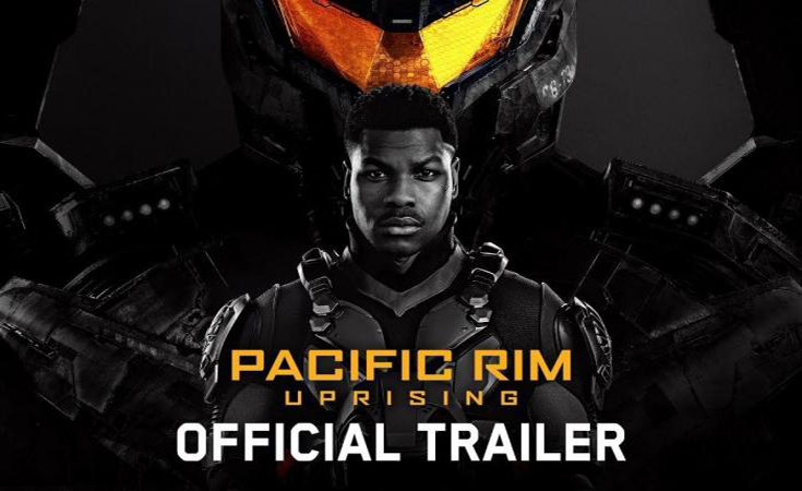 PACIFIC RIM: UPRISING trailer drops